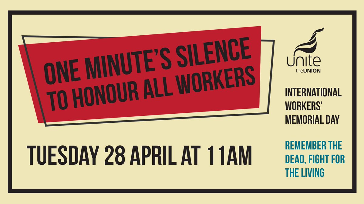 """Unite the union on Twitter: """"Join us at 11am on International ..."""