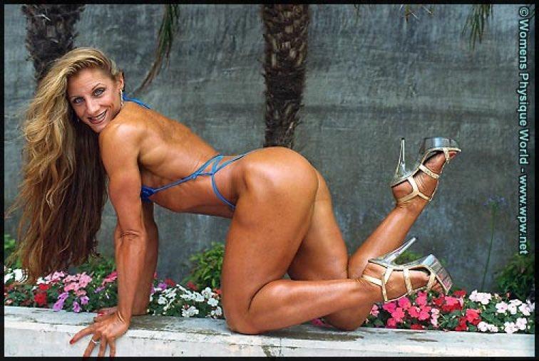 Muscle bikini pics