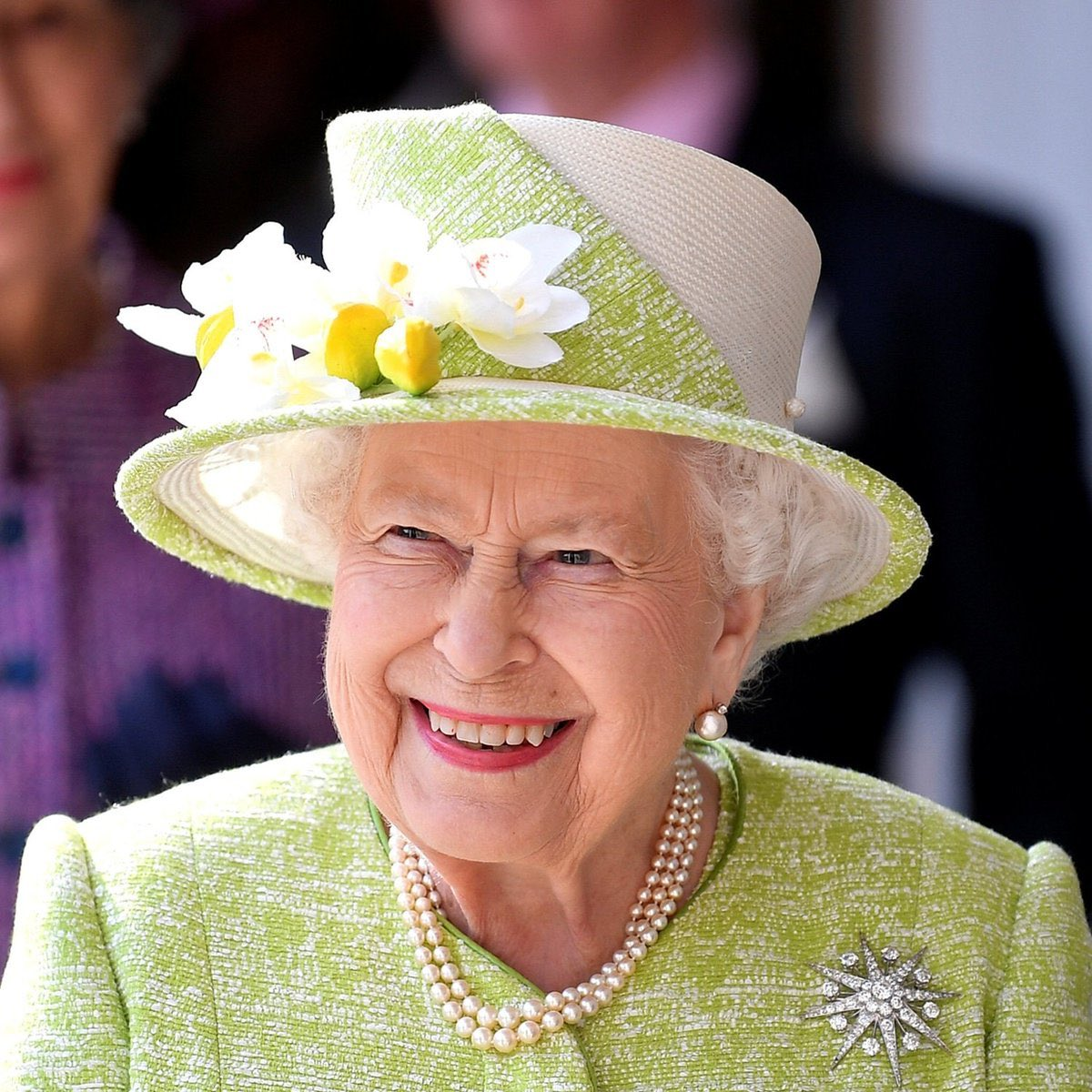 Happy Birthday to Her Majesty The Queen who turns 94 today! #QueensBirthday #HappyBirthdayHerMajesty