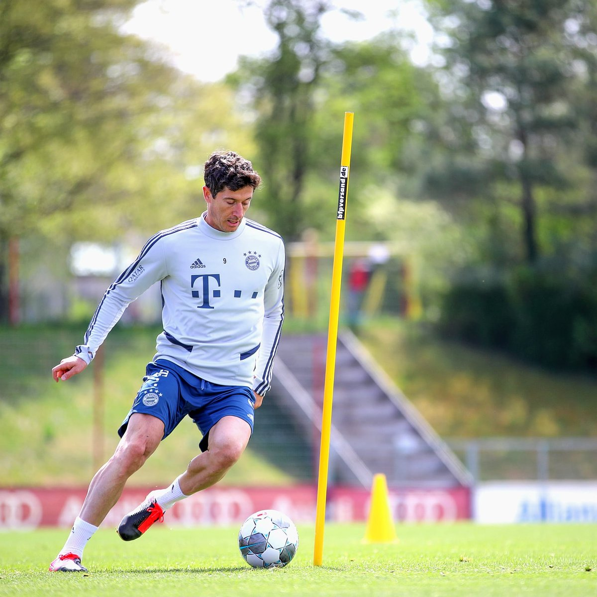 Work💪⚽ @FCBayern