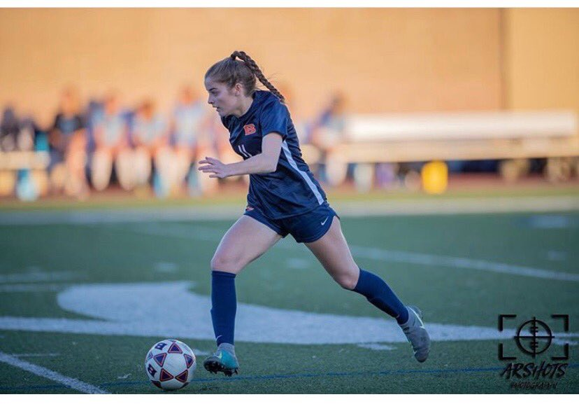 Excited to welcome Maggie Wirebaugh who is a local from Brandeis High School. Welcome to the team, Maggie! #fangsout