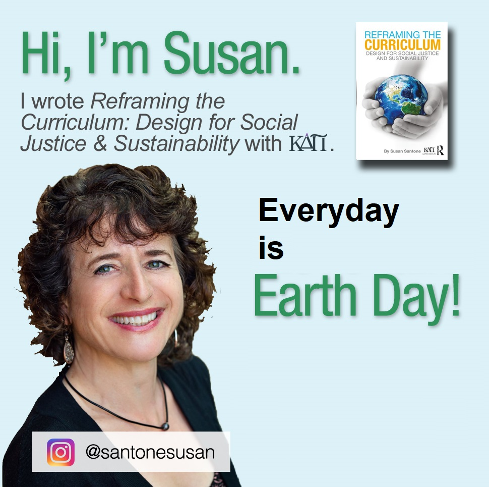 Kappa Delta Pi On Twitter We Ll Only Make A Difference If We Think Of Every Day As Earth Day Join Our Course On Sustainability Https T Co 1kikb2qahp Https T Co Gyfoeenuox