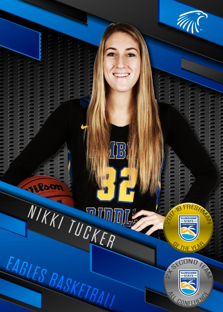 Eagle Trading Cards | Nikki Tucker  @nikkitucker_ | #GoERAU https://t.co/hpS0Y0vHdM