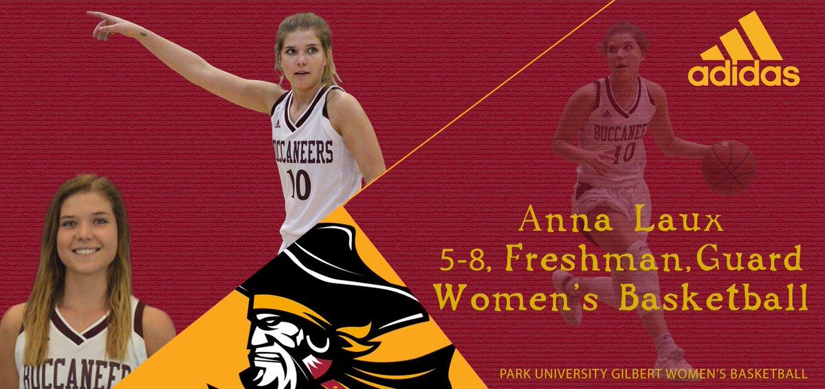 Women's Basketball: Student Athlete Spotlight - #10 Anna Laux - Women's Basketball  @buccaneerswbb @Coach_Fore @Lauxie10 #parkbuccaneers #parkuniversitygilbert #naiatogether - https://t.co/xc2tED9TbS https://t.co/sFBYcYtj4J