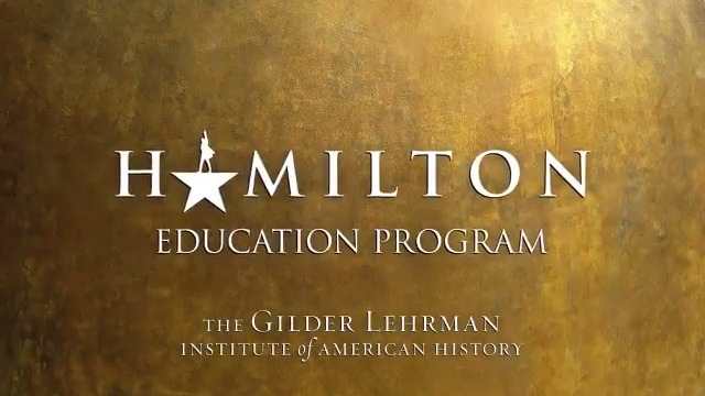 Hear ye hear ye, all ye homeschoolers! The #EduHam curriculum is free, online, and here for you now: #HamAtHome https://t.co/NuAOXv2tsg