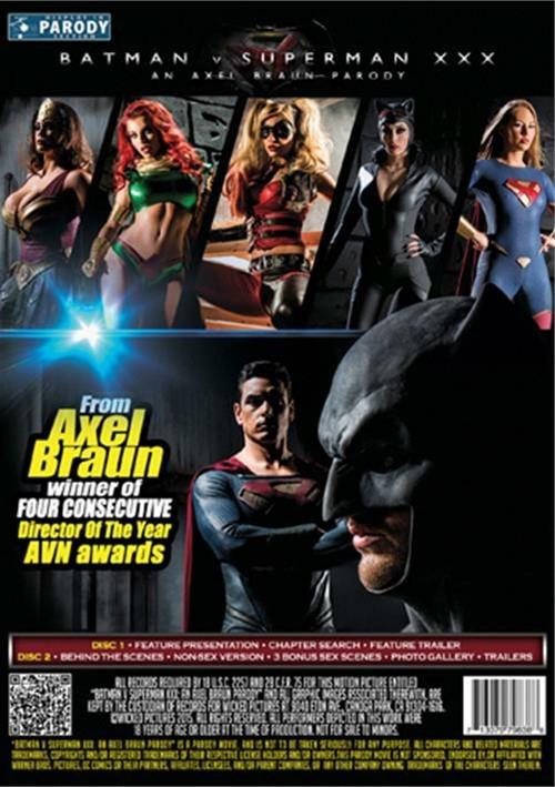 Batman Xxx Parody Full Movie