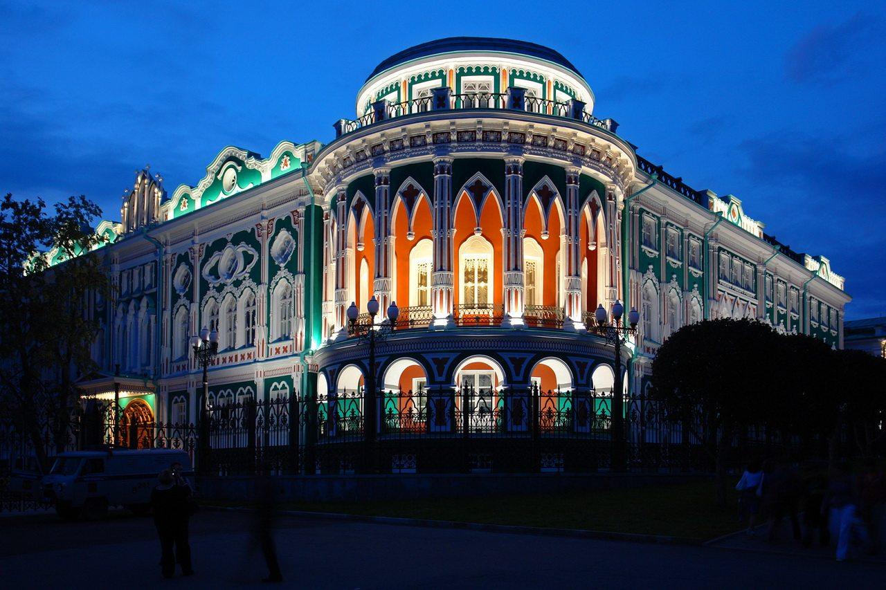Дом севастьянова картинки