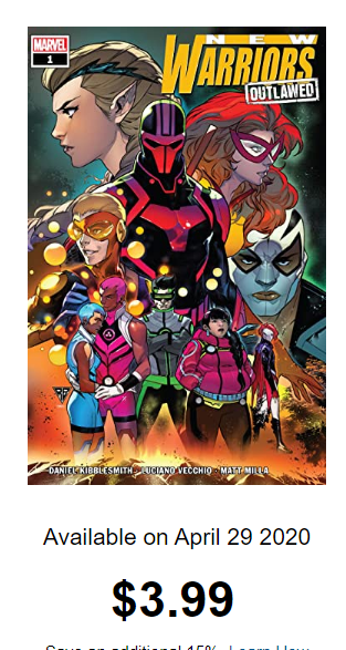 They keep kicking this can down the road. #NewWarriors delayed again. How are #SnowflakeandSafespace going to save the comic industry now?<br>http://pic.twitter.com/GaH64Y41Ly