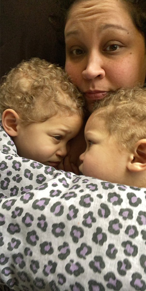 Literally all my troubles went away #glovertwins #twintoddlers #identicaltwinspic.twitter.com/NPdNVFgyc4