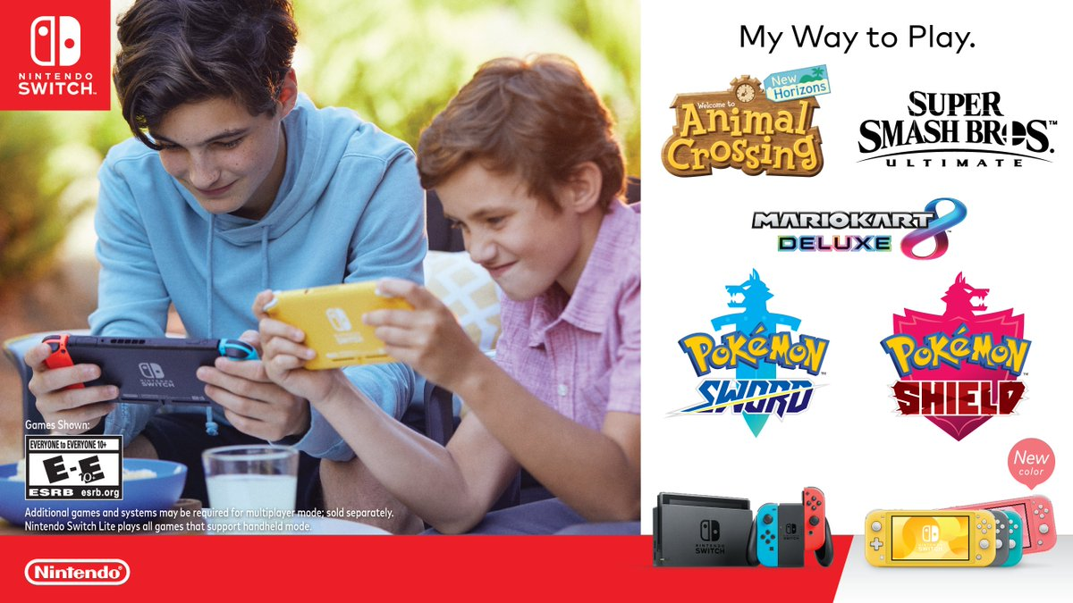 Amazon Video Games On Twitter Purchase And Download Great Nintendo Switch Games Today Https T Co Ubmc1bfzps