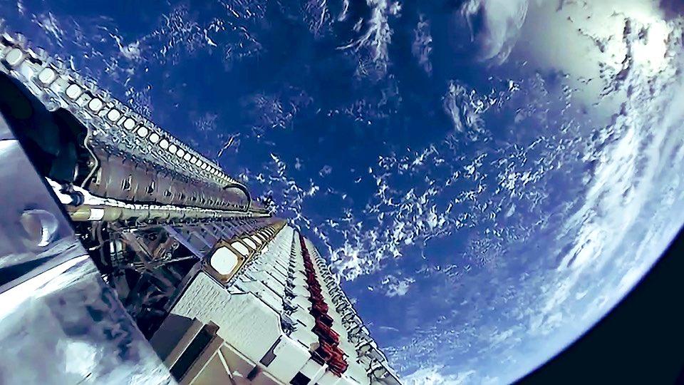 #starlinksatellites