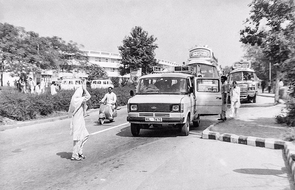 "Islamabadian on Twitter: ""#ZeroPoint in 1980's #Islamabad… """