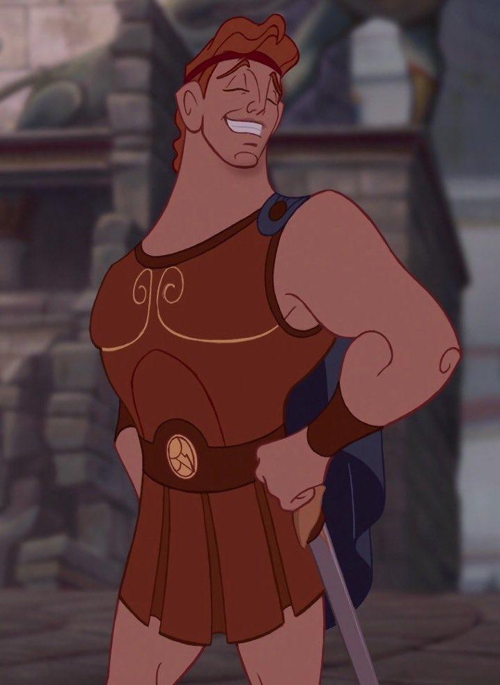 Геркулес герой фото