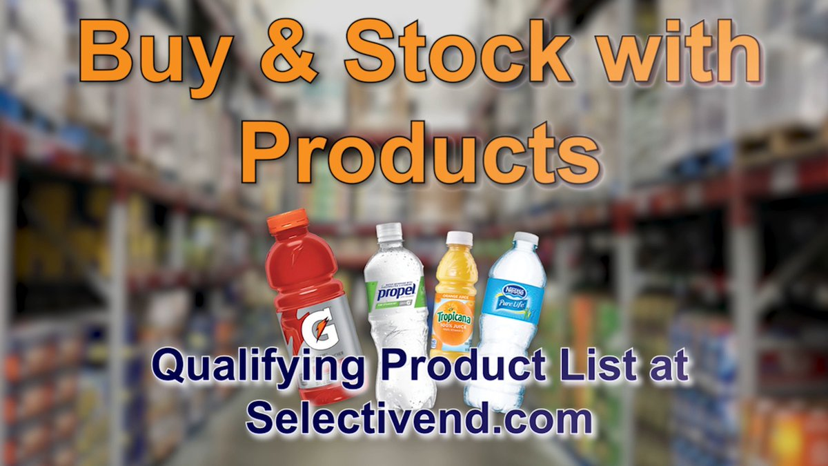 With @Selectivend, you can receive easy access to free product with their drink, snack or combo product rebates. Learn more about these rebates by checking out their website. http://bit.ly/3aqNt1e #rebateprogram #productrebatepic.twitter.com/bHnqMT86sE