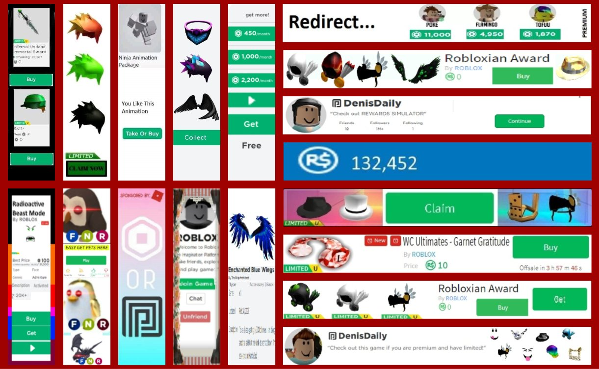 Lord Cowcow On Twitter I Legit Can T Play Roblox I Ve Tried Playing On Different Games With Different Accounts And I Either Get This Or Error 502 Https T Co 2u5bjn65ew Lord Cowcow On Twitter I Don T Understand How Ads Like These That Almost Always Lead To Scam Games Continue To Be Allowed Onto The Roblox Website It S Almost Like Ads Aren T Moderated