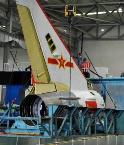 نسخه جديده من طائرة التدريب المتقدم JL-9 الصينيه جاهزه للقيام برحلتها التجريبيه الاولى  EWKzfbmVcAArioD?format=jpg&name=small