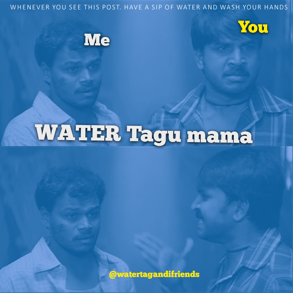 #watertagandifriends Insta:https://instagram.com/watertagandifriends/ … Facebook: https://facebook.com/WaterTagandiFriends/ …  #telugujokes  #telugutiktok #telugufun #telugucomedymemes #unproffesionaltrollers #vishwaksen  #telugumovies #telugucomedy #telugumemes #funnytelugumemes #telugumemesdaily #telugumemesfunpic.twitter.com/qosEj9LKaF