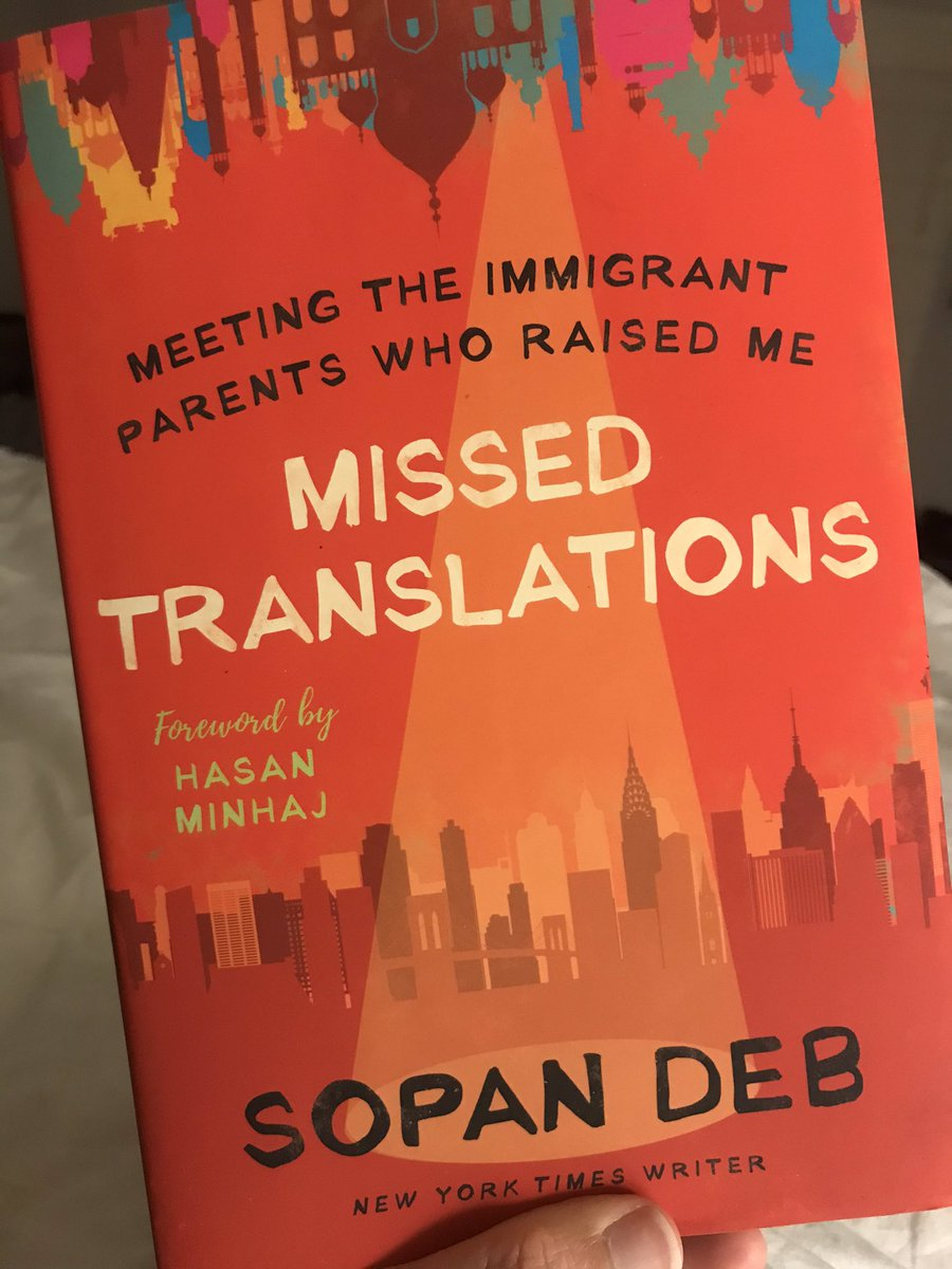 This arrived today! Diving in now @SopanDeb