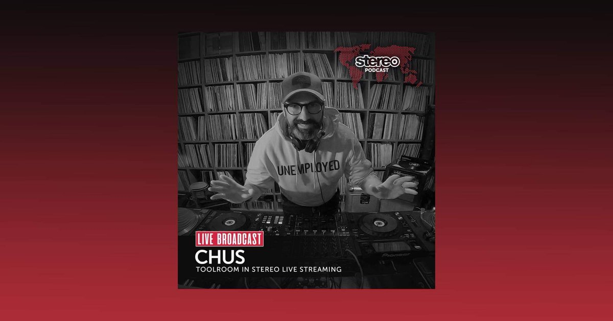 🔔🌍📻🔌 #NowPlaying  .@stereoprod PODCAST 🔴Live!! Hosted by .@chusceballos   Download our mobile app for free https://t.co/bfiApyxF3z  #StereoProductionsPODCAST #earpeace #radio #ChillLoverRadio #onlineradiobox #promodj  #shareyaarnow #radiodj #radiolife #QuarantineLife https://t.co/Q4sph4kKF8