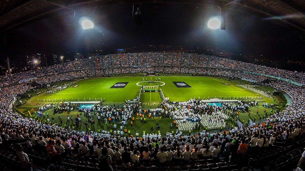 """""""Las tribunas repletas de un estadio serán la señal del final de una pesadilla""""."""