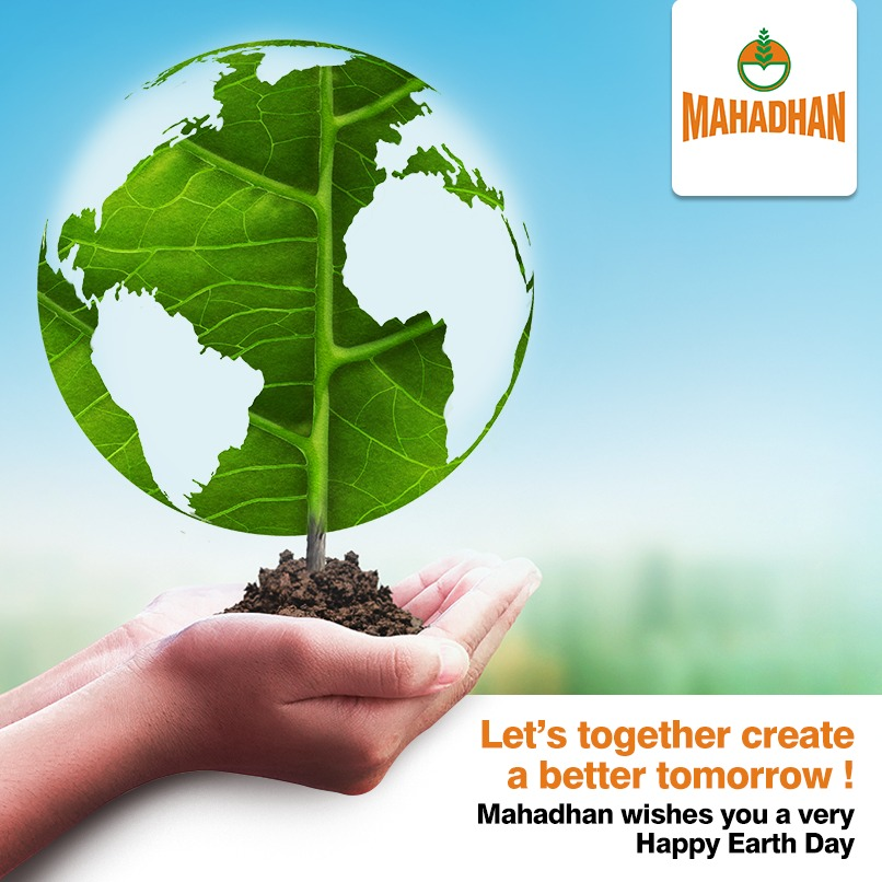 Climate change is the biggest challenge to humanity's future and life-support systems that make our world habitable. On this #EarthDay we pledge to protect it and make it a better place to stay.  #DFPCL #Mahadhan #HappyEarthDay  #EarthDay2020   #50thEarthDay #agriculture https://t.co/ZR951CaqvJ