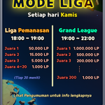 Image for the Tweet beginning: Now, Liga Mode will be