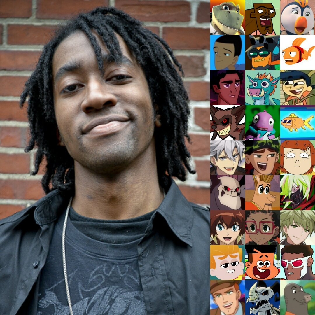 """Gotta give a Happy Birthday to one of my """"Top Fave VA's"""" to the awesome @DevenOClock! Have a blessed birthday Deven!  #Beyblade #Bakugan #DragaliaLost #Grossology #Wishfart #SuperDinosaur #TotalDramaRama #Mysticons #DustAnElysianTail #TOME<br>http://pic.twitter.com/3rio1bs4je"""