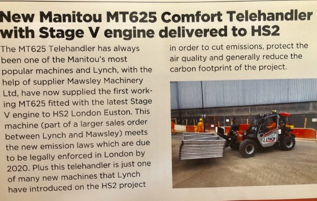 @MawsleyUK here is an article about our Manitou MT625 to @lynchplant