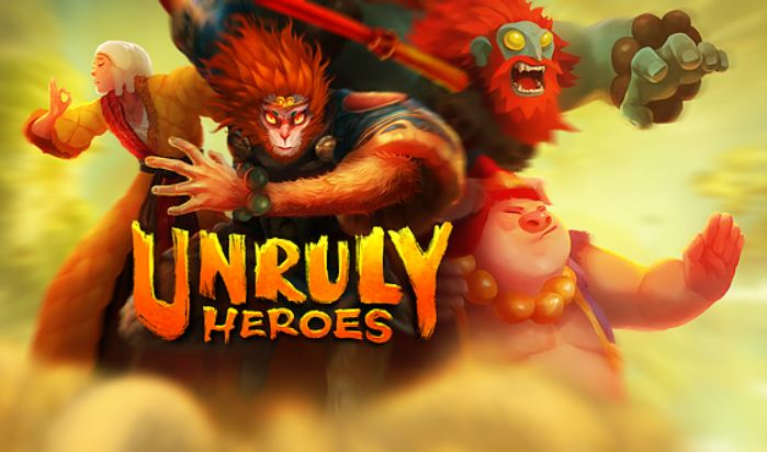 Today is the release of Unruly Heroes on our partners' stores! We are so happy about this collaboration with our neighbors from Montpellier: Magic Design Studios! (@MagicDesignGame)  #TeamPlugInPC https://t.co/1hNmUG5ng0