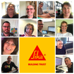Image for the Tweet beginning: Meet the @Sika pulastic team