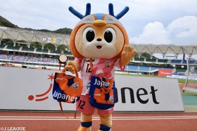 j リーグ 横浜 fc の マスコット キャラクター フリ 丸 は 何 を モチーフ にし て いる