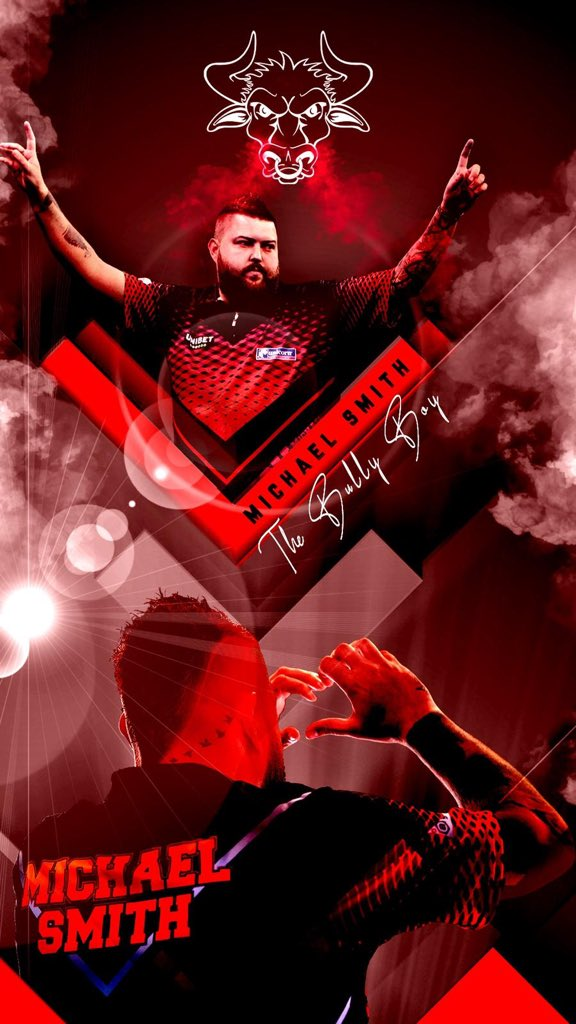 Michael Smith @BullyBoy180