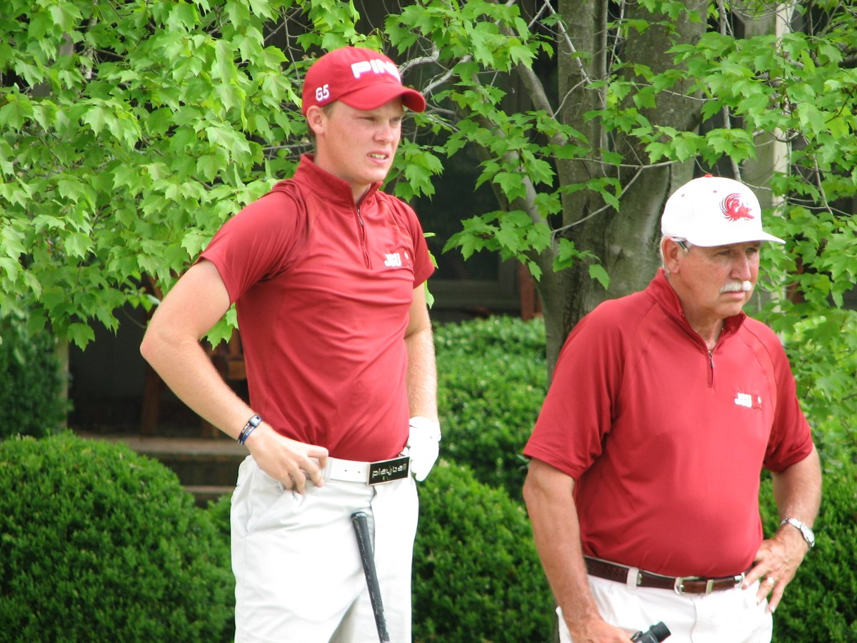 On April 22, 2007 the @OVCSports Mens Championship began at Paducah CC in Paducah, Ky. The @JSUGamecocks beat EKU by 22 shots, @Danny_Willett won medalist honors, while @Juliancolme & Bryan Rozier tied for second-place with future PGA star Scott Stallings.