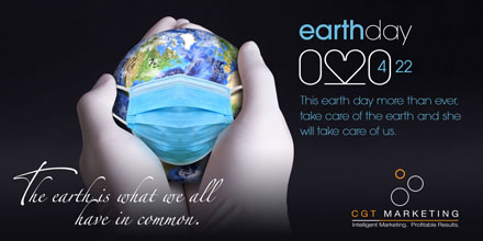 The Earth is what we all have in common.   This #EarthDay more than ever, take care of the earth and she will take care of us.   Happy Earth Day from the CGT team! 🌎 https://t.co/oilwqriyGr