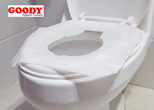 """Made of recycled paper because it helps to control"""" Deforestation"""" and Eco-friendly Disposable Paper Toilet Seat Covers. 10  pcs per pack, Buy now: https://t.co/PMMMoy2KP4 https://t.co/Wy4CiOJKPr"""