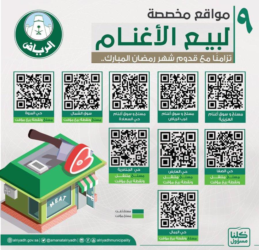تخصيص٩ مواقع لبيع الأغنام في العاصمة ... طب والـ10 الاف !!؟
