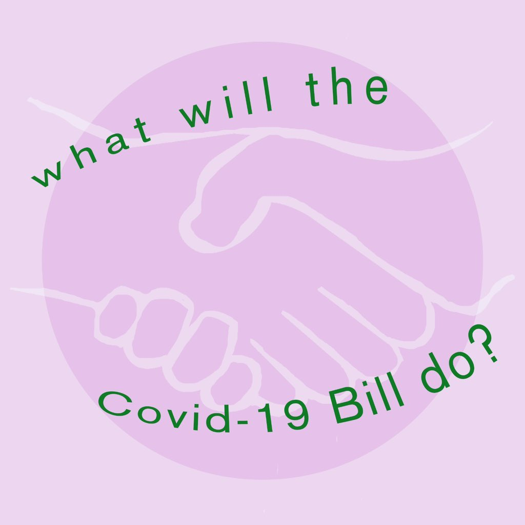 5. What does the COVID-19 Bill do?