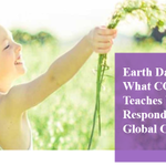 Image for the Tweet beginning: #EarthDay2020  COVID-19 demonstrates that