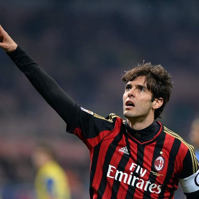 Say a Happy birthday to Kaka! The Brazil and Ac Milan legend just turned 38