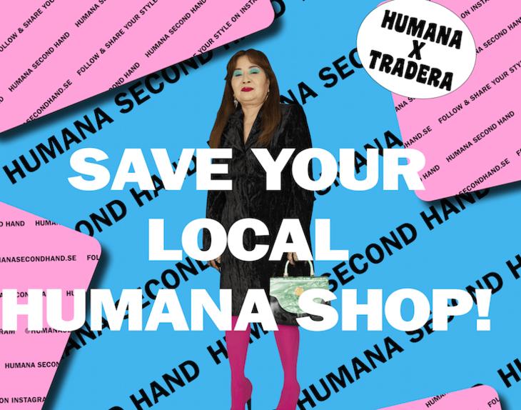 Nu hittar ni Humana Second hand på Tradera, läs mer om det i Nöjesguiden! Till artikeln: https://t.co/rfCRSV287s https://t.co/cS4jYXTeOk
