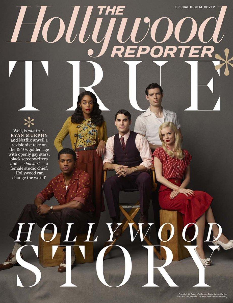 Hollywood de Ryan Murphy (Netflix) EWNbGh-XYAI3LbD