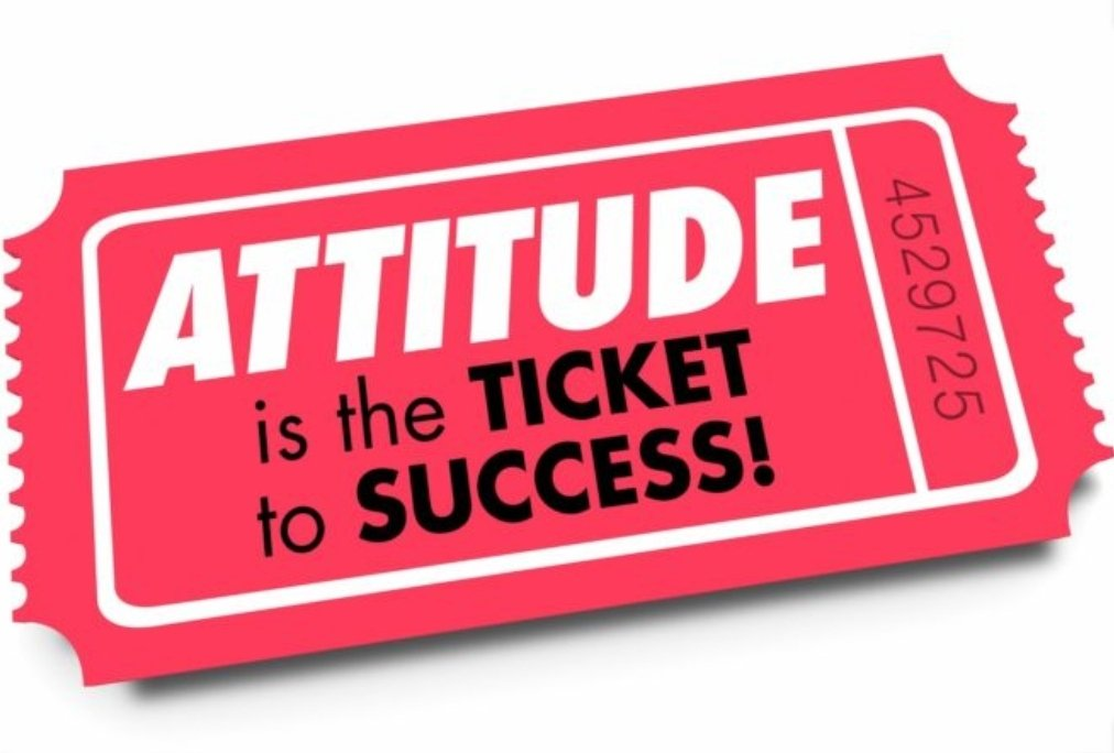 Leadership Moment A positive, determined, influential, can do ATTITUDE is neccessary to motivate & inspire a team to press forward during adversity! A winning ATTITUDE believes winning is always possible, but a losing ATTITUDE finds excuses for failure. #WhatsYourAttitude