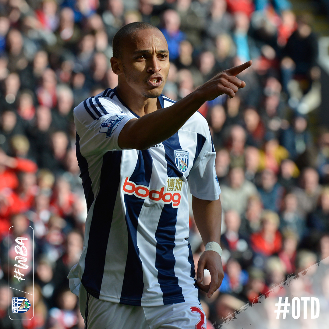 Our first win at Anfield in the @premierleague era, on this day 𝟖 years ago. 💥  #OTD | #WBA https://t.co/2rDalpq4gX