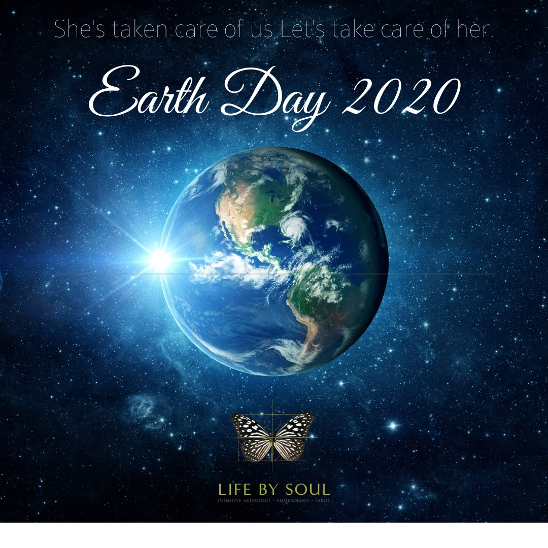 On this Earth Day 2020, notice how our #ShelteringInPlace is actually IMPROVING our #environmental #impact, allowing both the #planet & #AllBeings to live #healthier & more #peaceful lives. #ClimateChange #DetoxThePlanet #innovation #evolution #revolution #EarthDay #LifeBySoul https://t.co/d5Zi55kxrI