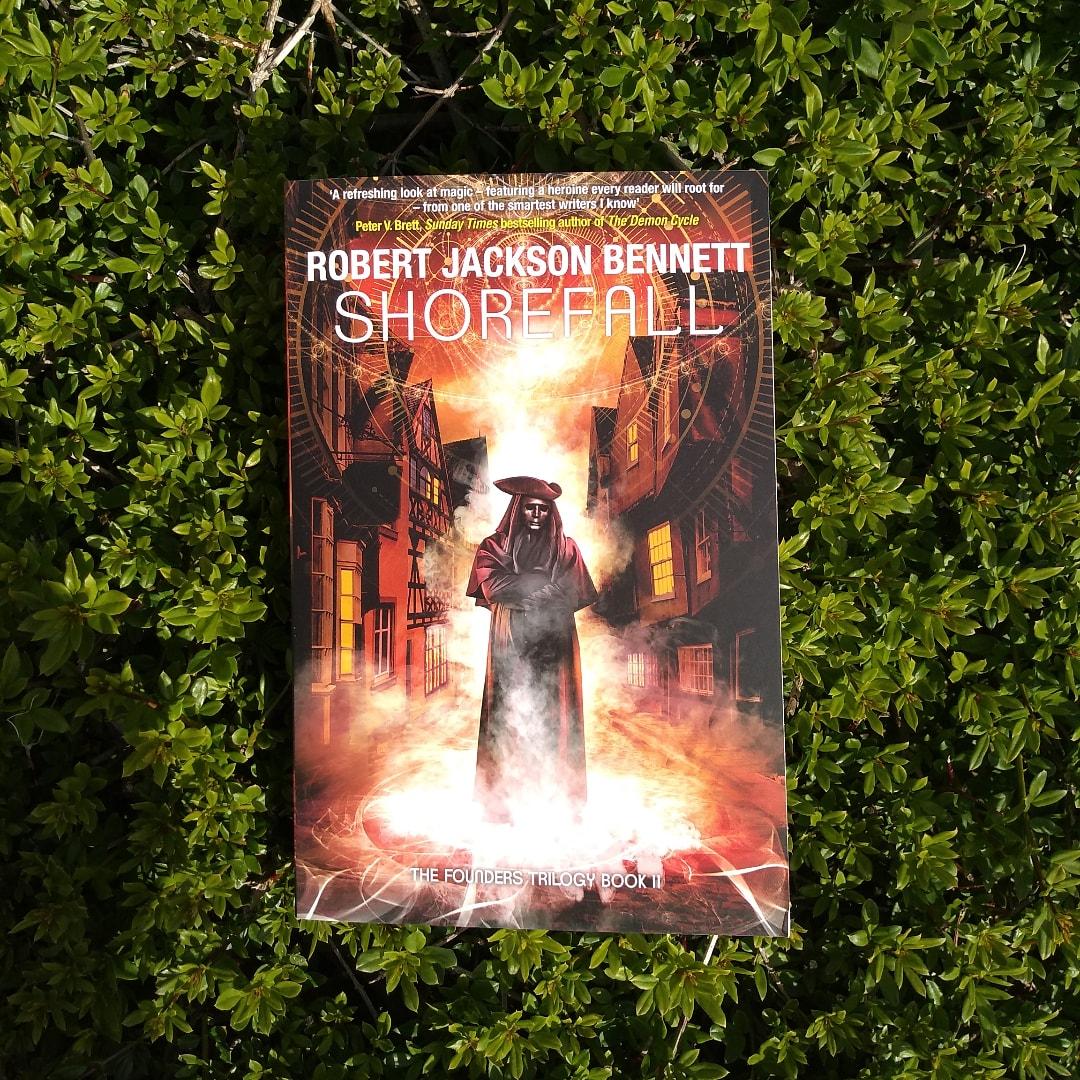 Shorefall Book