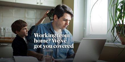 Many of us are now working from home due to Covid-19. AXA home insurance policies automatically cover everyone working from home without you needing to give us a call. https://t.co/GgS53z26P2 https://t.co/r5RXNEvW3T