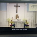 Image for the Tweet beginning: Thank you St James for