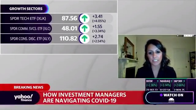 """Highlight: """"We're of the impression that small businesses are undoubtedly going through a really tough time right now, but the recovery here will come eventually,"""" Generation Investment Managment's Shalini Rao says. """"The question here's more about using this as an opportunity..."""""""