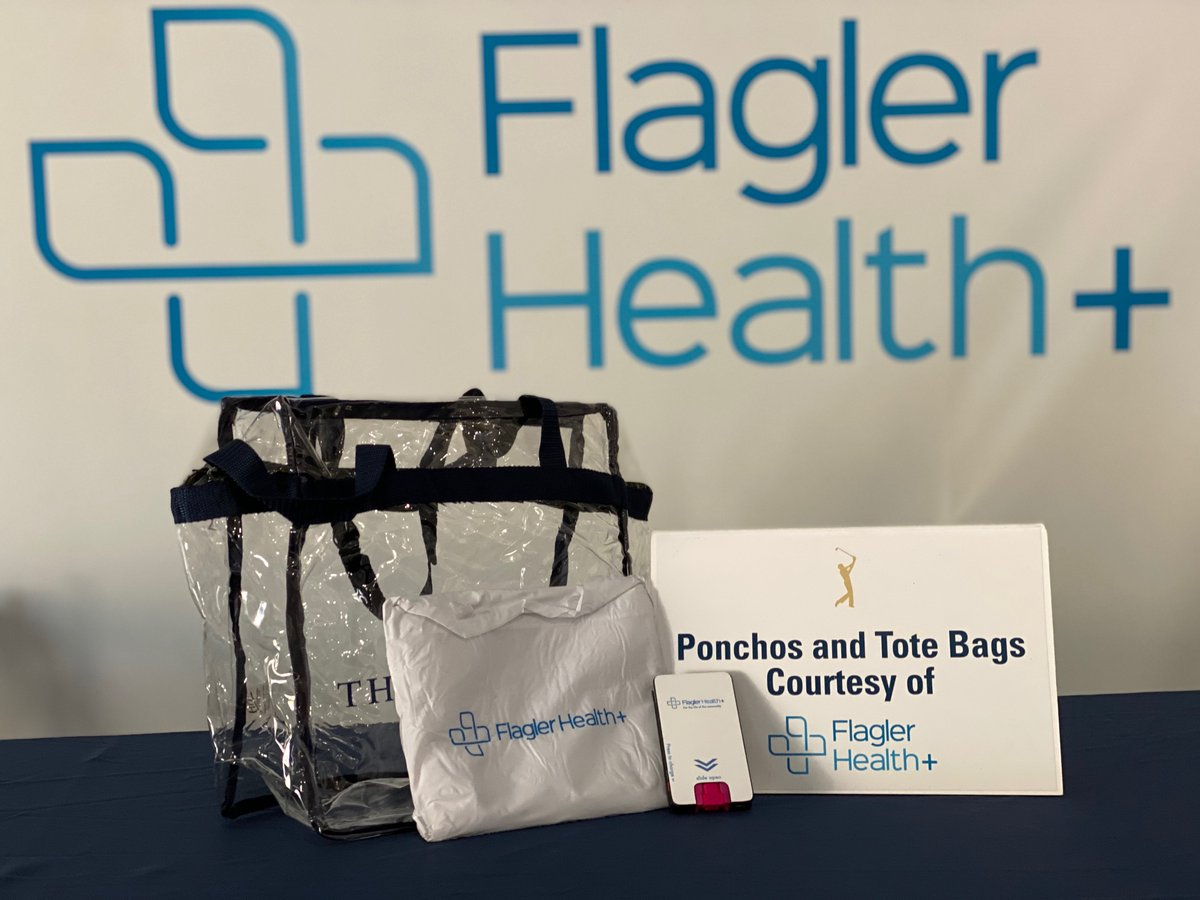 Let's keep this going! Thank you to @FlaglerHospital for all you do for our volunteers!