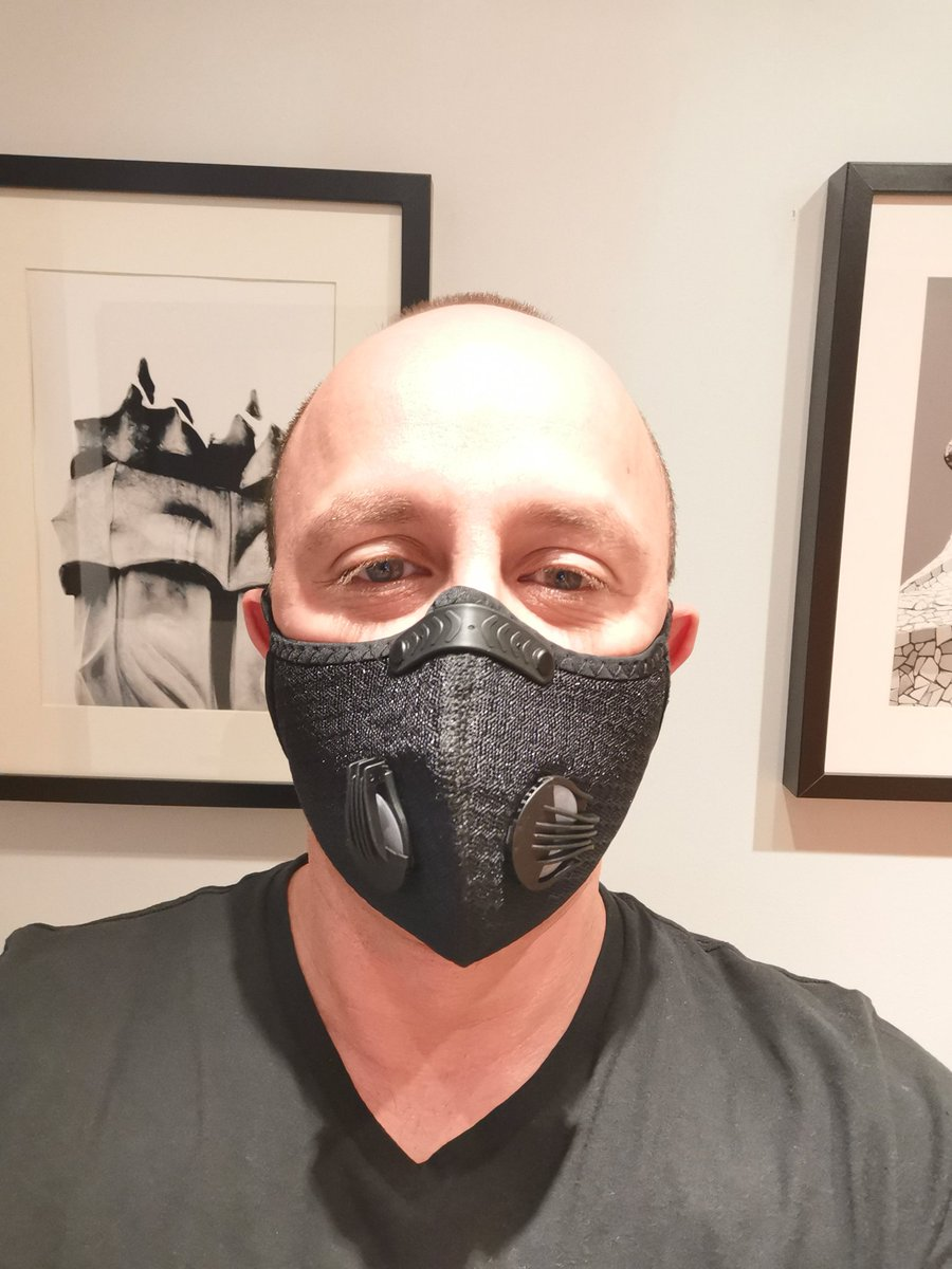 Dr Mike Wear A Mask On Twitter Just Got My Own Public Face